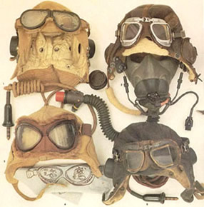 Aviator Masks, Helmets, Goggles, and Headgear: Buy and Sell