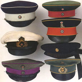 Military Hats and Caps: Buy and Sell